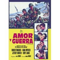 Amor y guerra - DVD