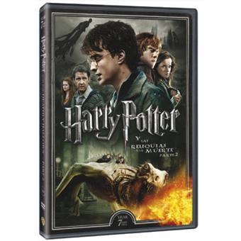 Harry Potter y las reliquias de la muerte parte 2 - DVD
