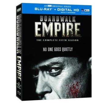 Boardwalk EmpireBoardwalk Empire  Temporada 5 - Blu-Ray