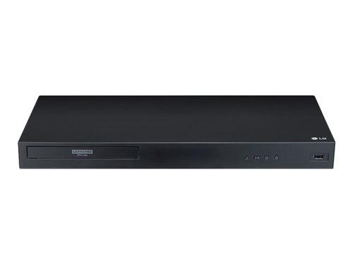 Reproductor Blu-Ray LG UBK80 4K UHD
