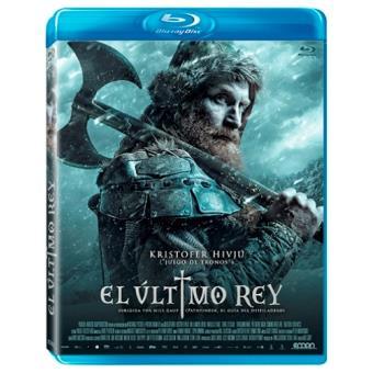 El último rey - Blu-Ray