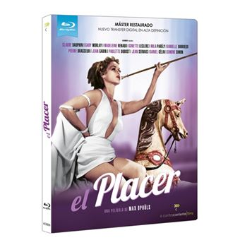 El Placer - Blu-ray