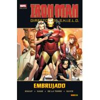 Iron Man. Director de SHIELD 2. Embrujado. Marvel Deluxe