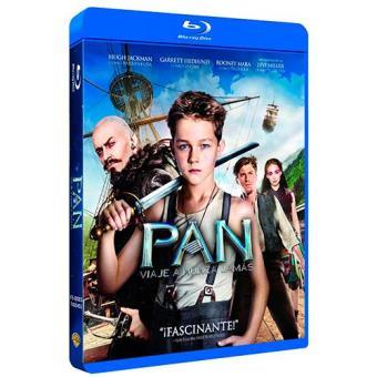 Pan. Viaje a Nunca Jamás - Blu-Ray