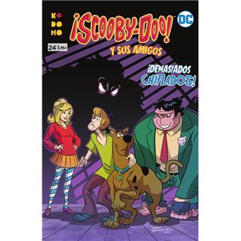 ¡Scooby-Doo! y sus amigos núm. 24 Grapa