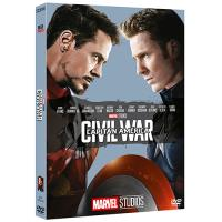 Capitán América: Civil war - Ed Oring - DVD