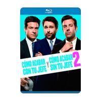Cómo acabar con tu jefe 1 y 2 - Blu-Ray