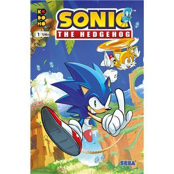 Sonic: The Hedhegog núm. 01