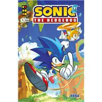 Sonic: The Hedhegog núm. 01