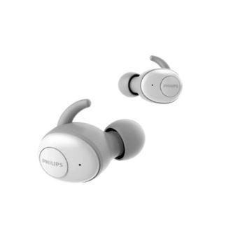 Auriculares Bluetooth Philips UpBeat SHB2505 Blanco