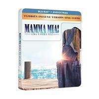 Mamma Mia! Una y otra vez - Steelbook Blu-Ray