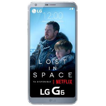 "LG G6 5,7"" Ice Platinum"
