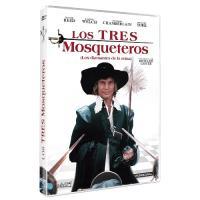Los tres mosqueteros -DVD