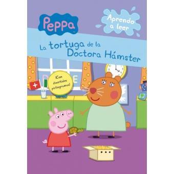 Peppa Pig. Pictogramas 3. La tortuga de la Doctora Hámster