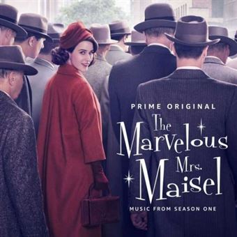 The Marvelous Mrs. Maisel: Season 1 B.S.O. -Vinilo