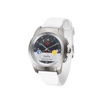 Smartwatch Mykronoz ZeTime Blanco - Plata