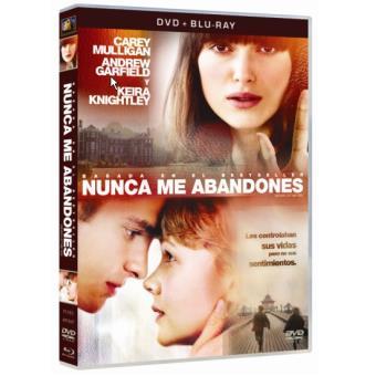 Nunca me abandones (DVD + Blu-Ray) - DVD