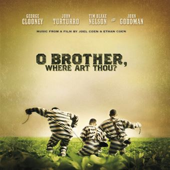 O Brother, Where Art Thou?  - 2 Vinilos color