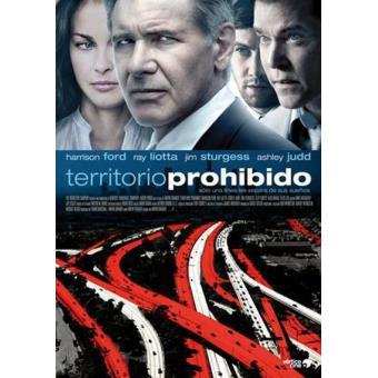 Territorio prohibido - DVD