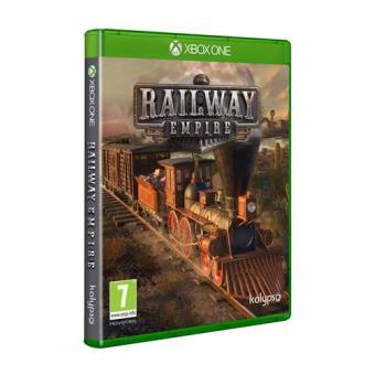 Railway Empire Ed. Limitada Day One Xbox One