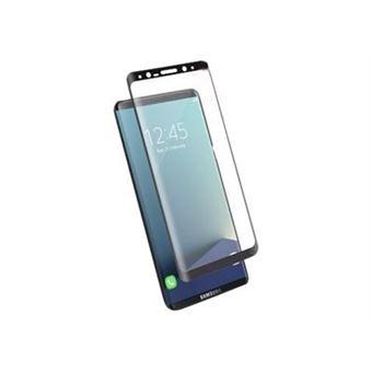 Protector de pantalla Force Glass Original para Samsung Galaxy S8 Negro