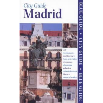 Blue Guides: Madrid