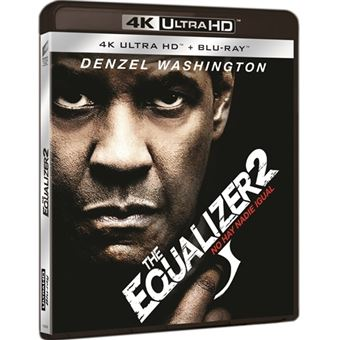 The Equalizer 2 - UHD + Blu-Ray