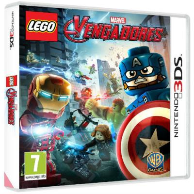 Lego Vengadores Nintendo 3ds Para Los Mejores Videojuegos Fnac