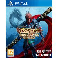 Monkey King - Hero is Back -   PS4