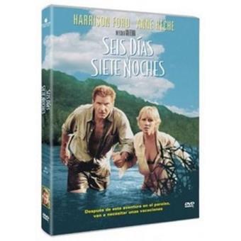 Seis días y siete noches - DVD