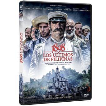 1898. Los últimos de Filipinas - DVD