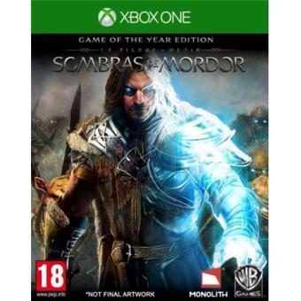 Tierra Media: Sombras de Mordor Game Of The Year XBox One