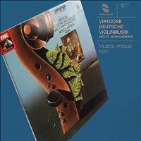 Virtuose Deutsche Violinmusik