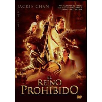 El reino prohibido - DVD