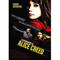 La desaparición de Alice Creed - DVD