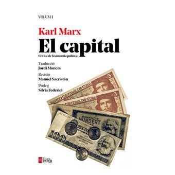 El capital - 6 vols. - Edición en catalán