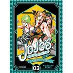 Jojo's Bizarre Adventure part VI: Stone Ocean 3