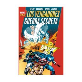 Los Vengadores 7. Guerra secreta