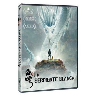 White Snake (La serpiente blanca) - DVD