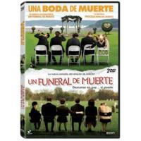 Pack Un funeral de muerte + Una boda de muerte - DVD