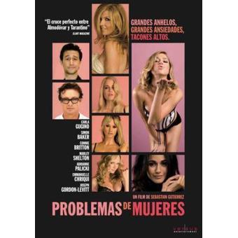 Problemas de mujeres - DVD