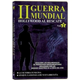 II Guerra Mundial: Hollywood Al Rescate Vol.2 - DVD