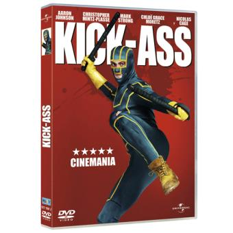 Kick Ass: Listo para machacar - DVD