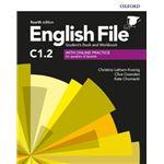 English file c1.2 sbwb wk 4ed