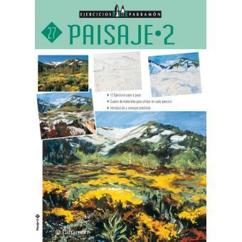 Ejercicios Parramon paisaje 2