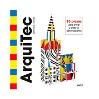 ArquiTec - 95 piezas para armar y crear tus construcciones