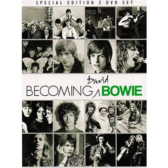 Becoming Bowie - 2 DVD