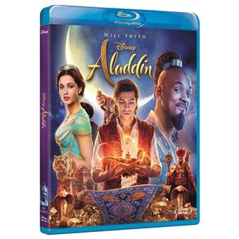 Aladdín (2019) - Blu-Ray