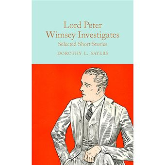 Lord Peter Wimsey Investigates