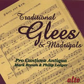 Glees y madrigales tradicionales